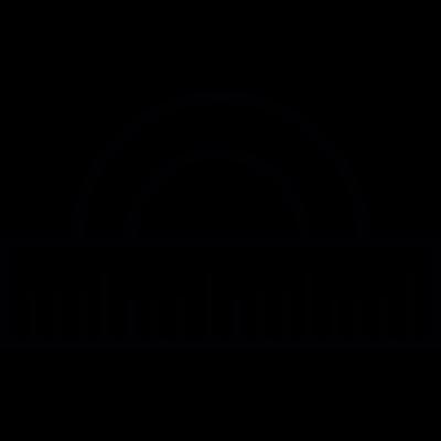 Scale protector, IOS 7 interface symbol vector logo