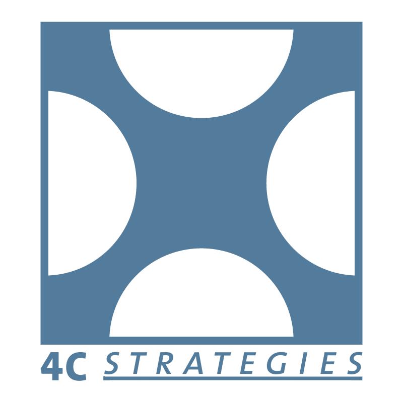 4C Strategies vector