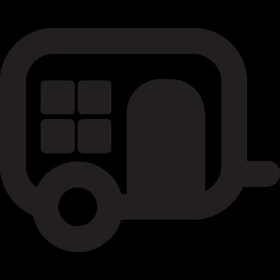 Car Wagon vector logo