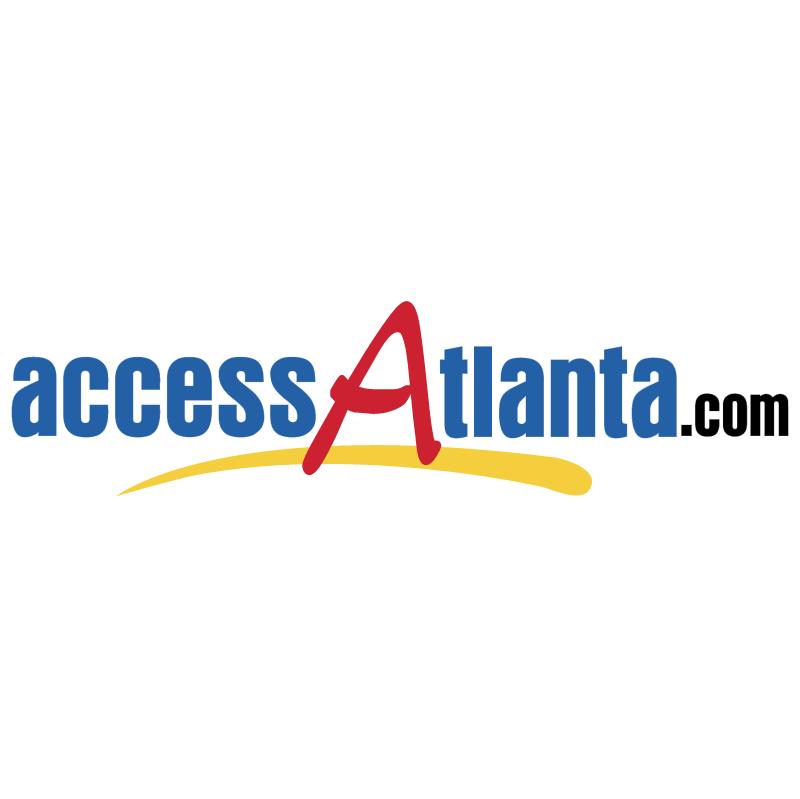AccessAtlanta vector logo