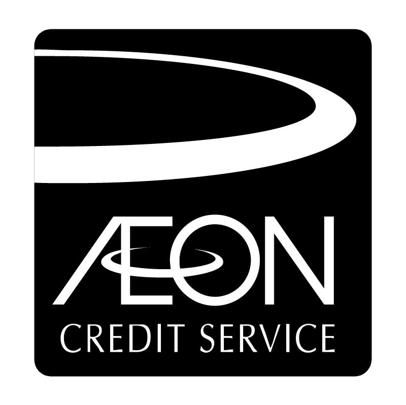 AEON Credit Service 34046 vector logo