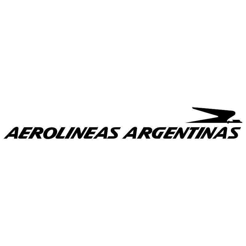 Aerolineas Argentinas 7193 vector