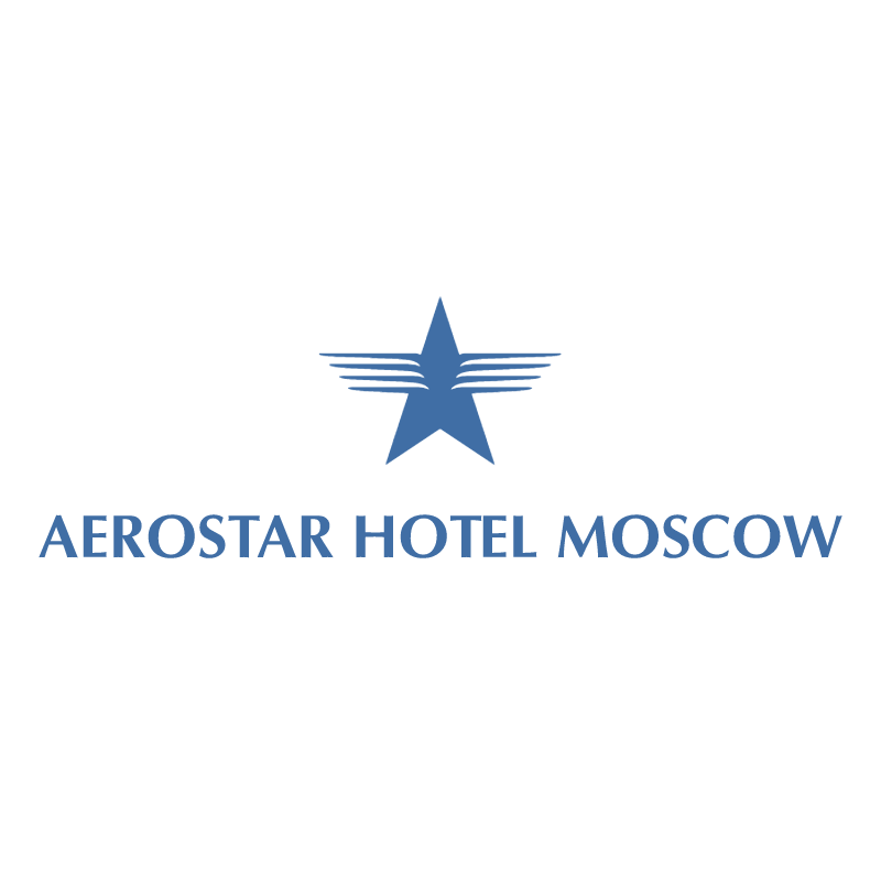 Aerostar Hotel Moscow vector