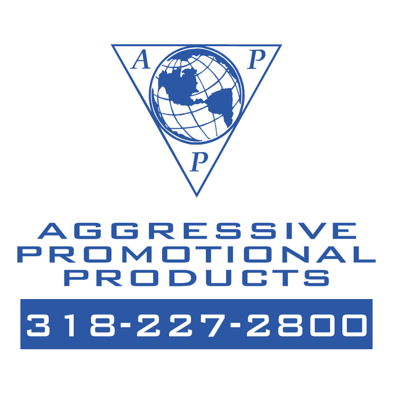 Aggressive Promotional Products vector