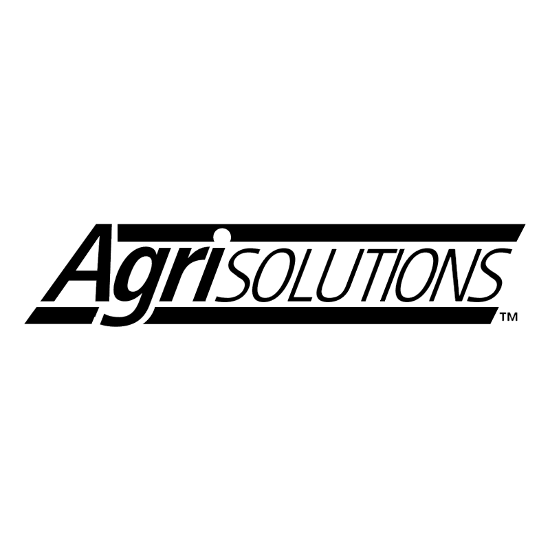 AgriSolutions 54705 vector