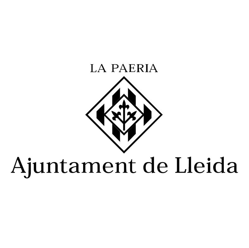 Ajuntament de Lleida 51931 vector