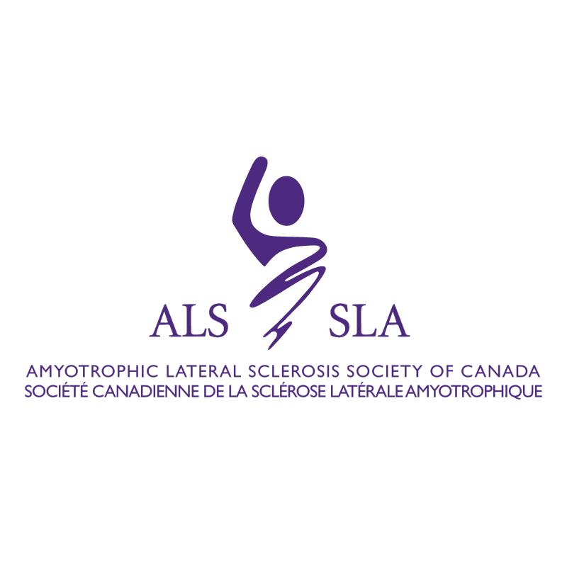 ALS Society of Canada vector