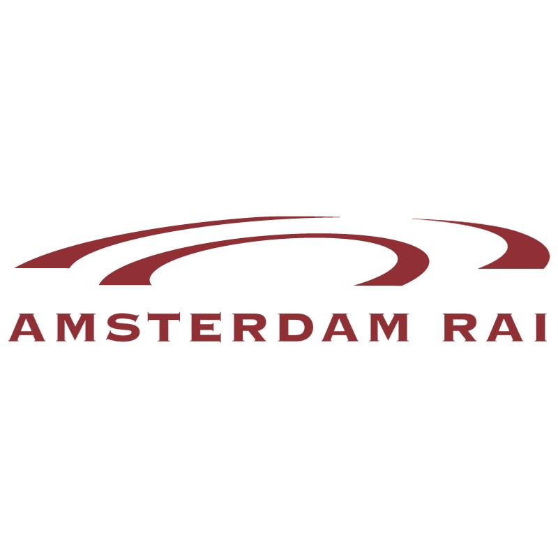 Amsterdam RAI 34763 vector