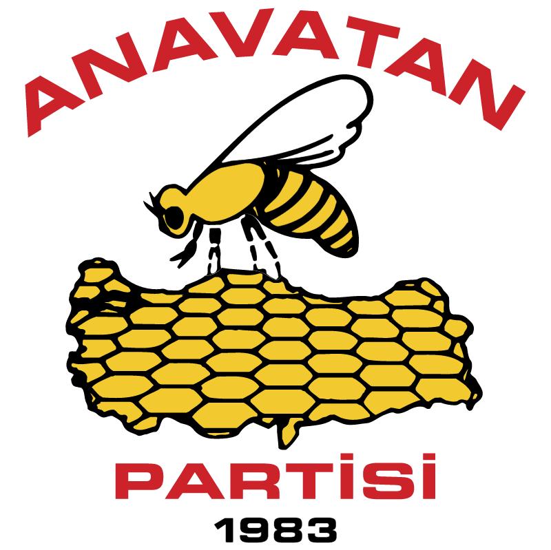 Anavatan Partisi 19566 vector