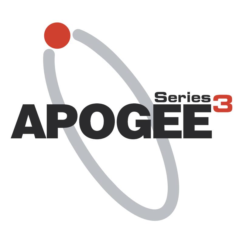 Apogee Series 3 51309 vector