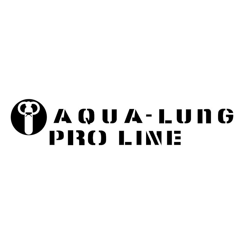 Aqua Lung Pro Line vector