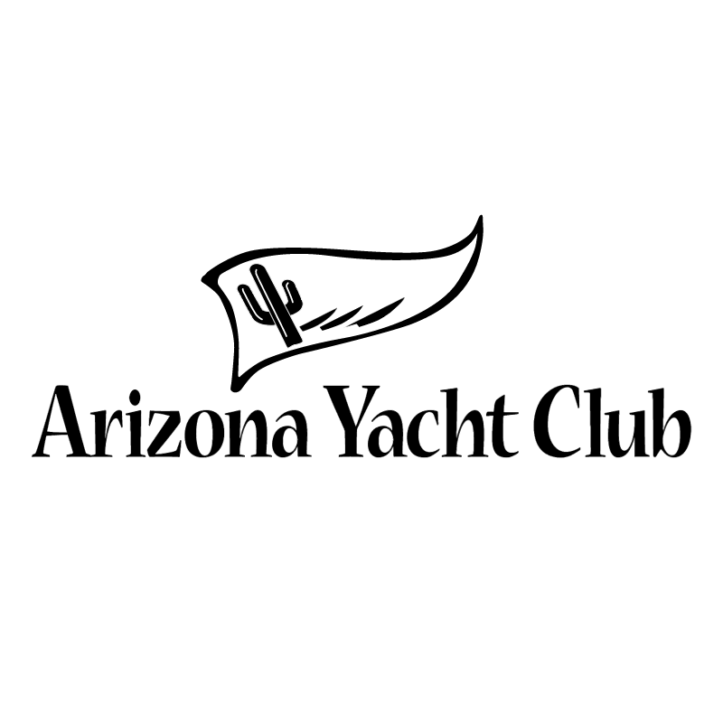 Arizona Yacht Club 80756 vector