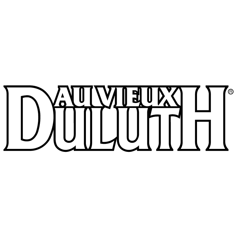 Au Vieux Duluth vector