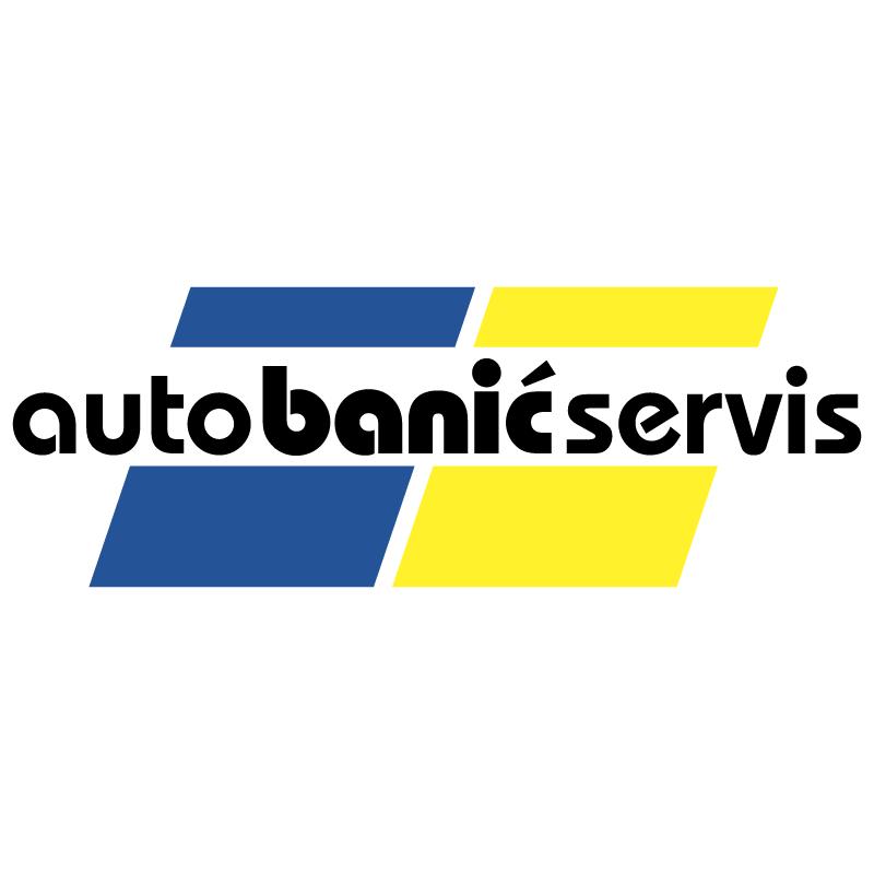 Auto Banic servis 25610 vector