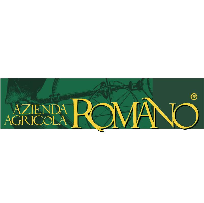 Azienda Agricola Romano vector