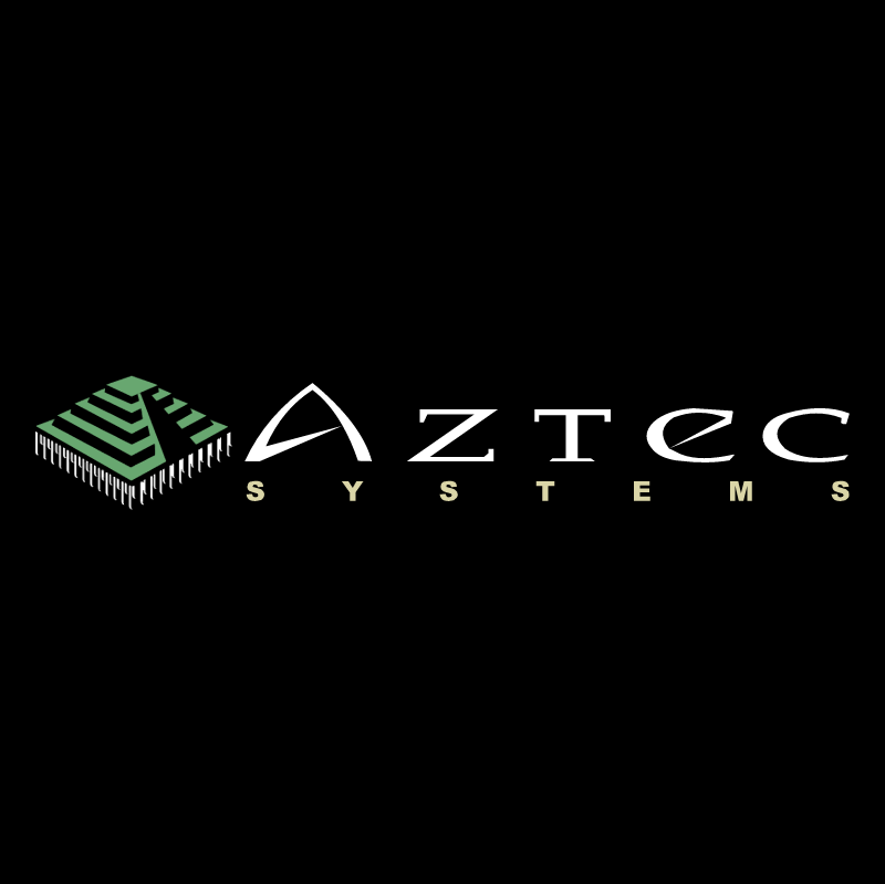 Aztec Systems vector logo