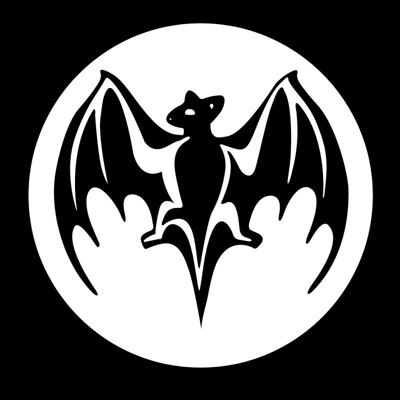BACARDI BAT vector
