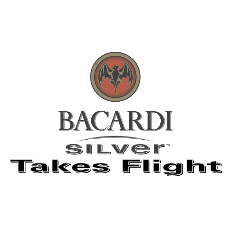 Bacardi Silver vector logo
