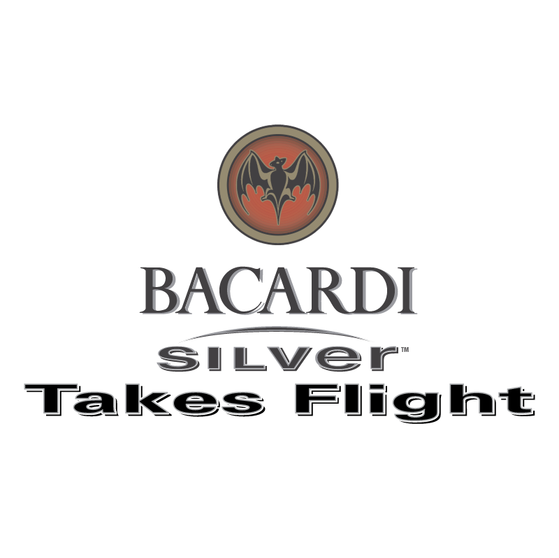 Bacardi Silver vector