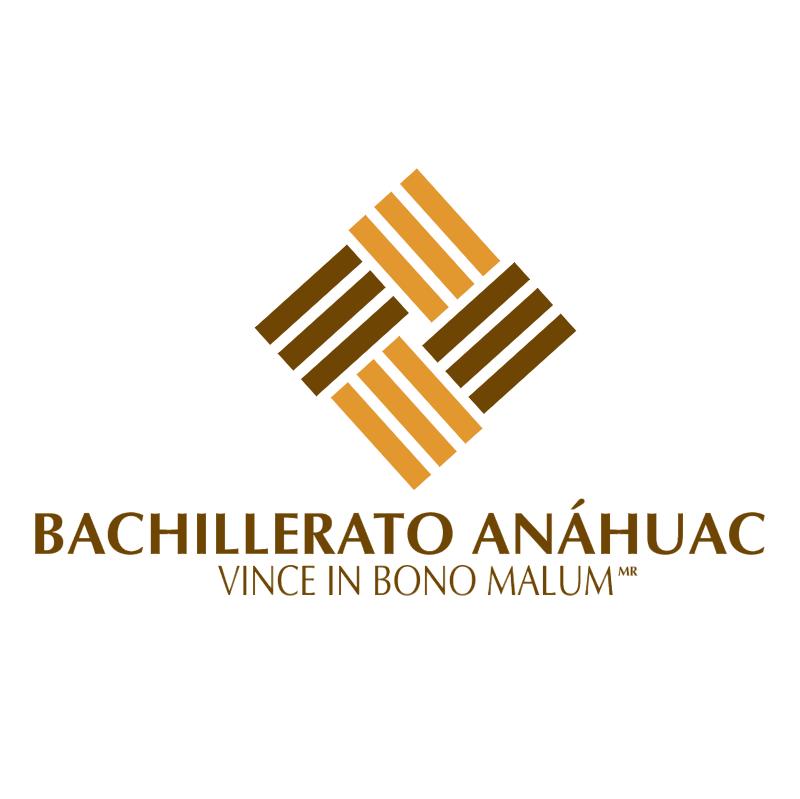 Bachillerato Anahuac vector