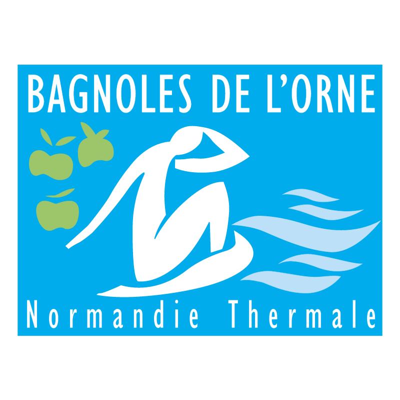 Bagnoles De L'Orne 64846 vector