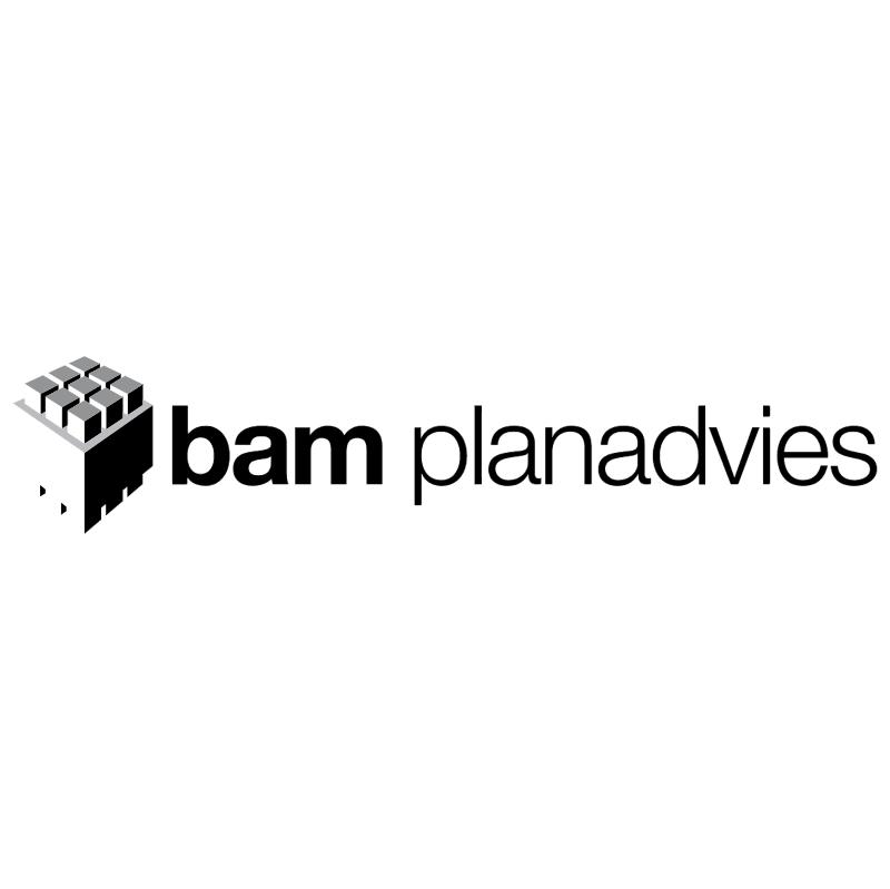Bam Planadvies vector