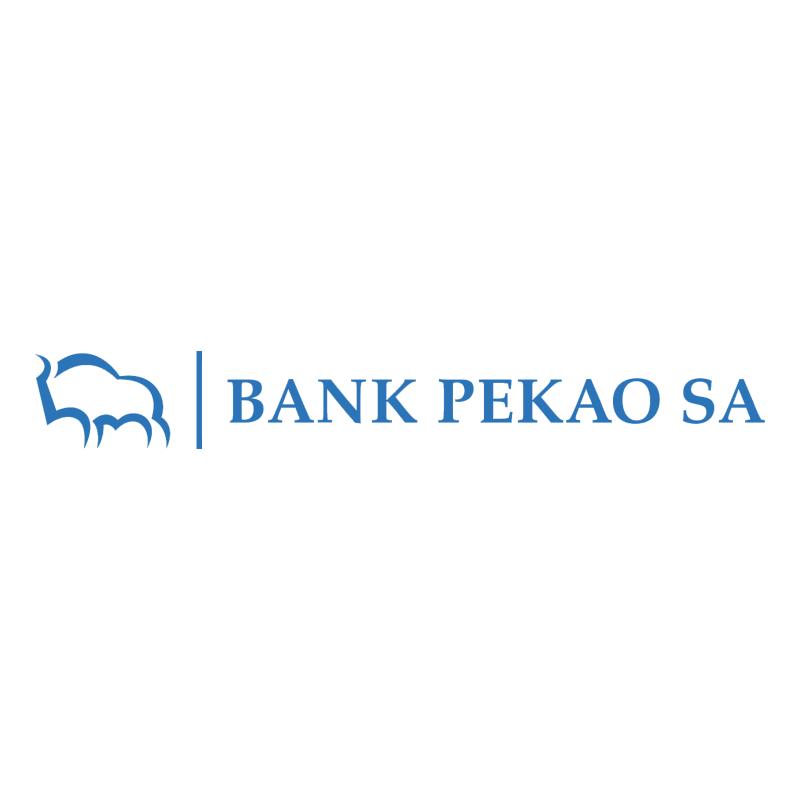 Bank Pekao vector