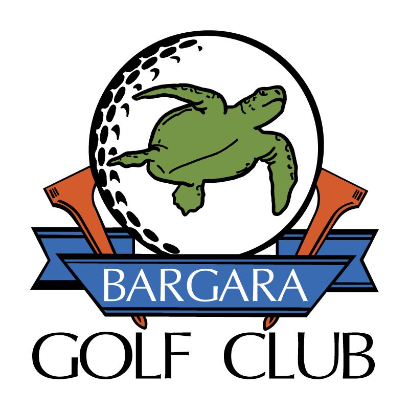 Bargara Golf Glub 55262 vector