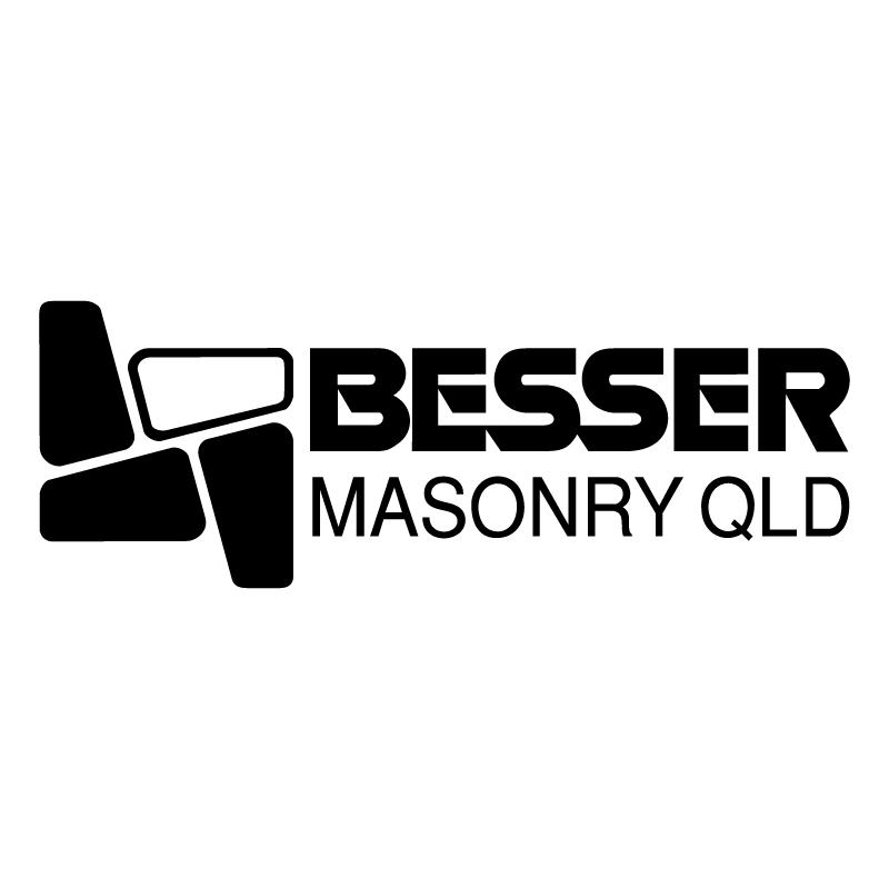 Besser Masonry Qld vector