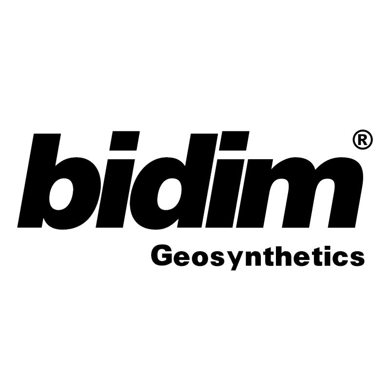 Bidim 42714 vector logo