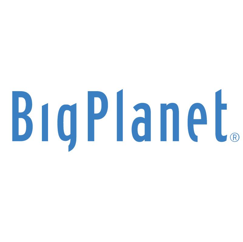Big Planet vector