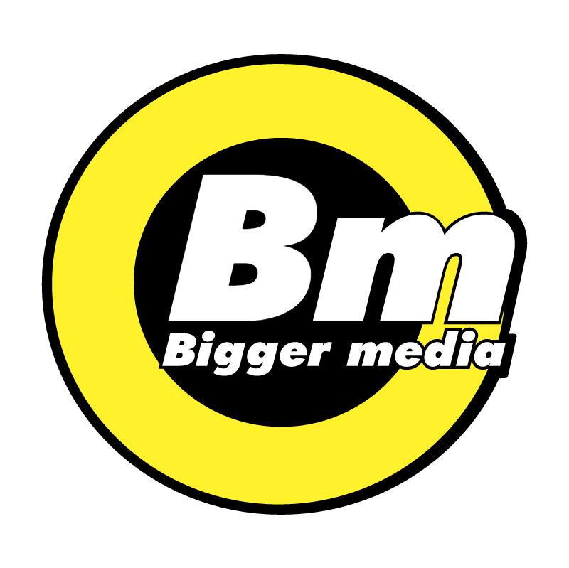 Bigger media 52462 vector