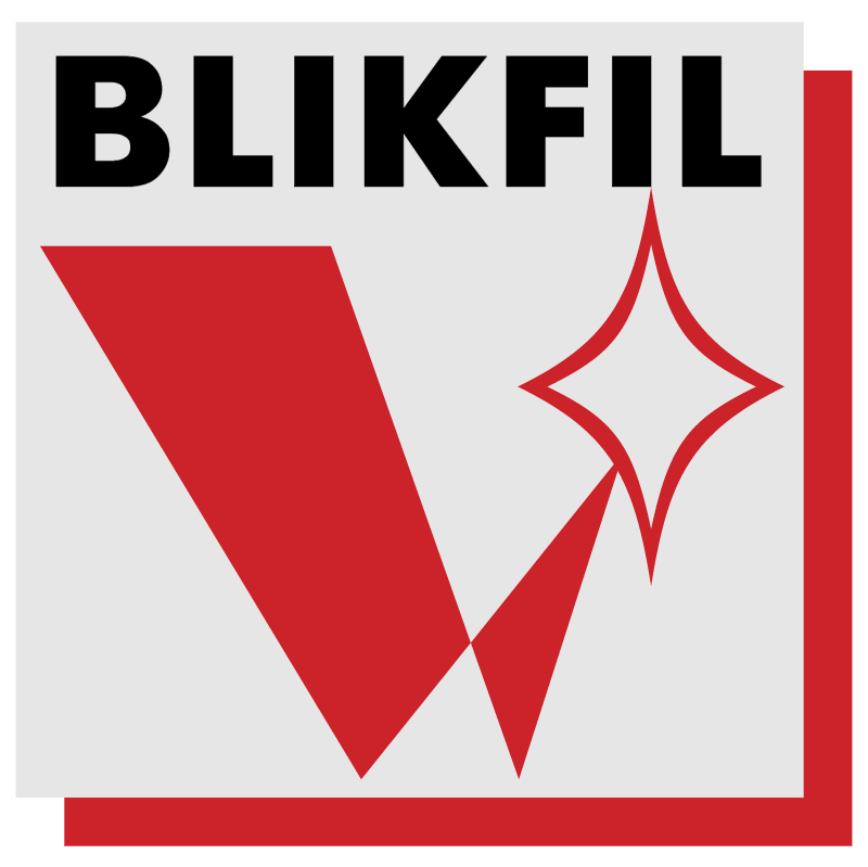 Blikfil vector