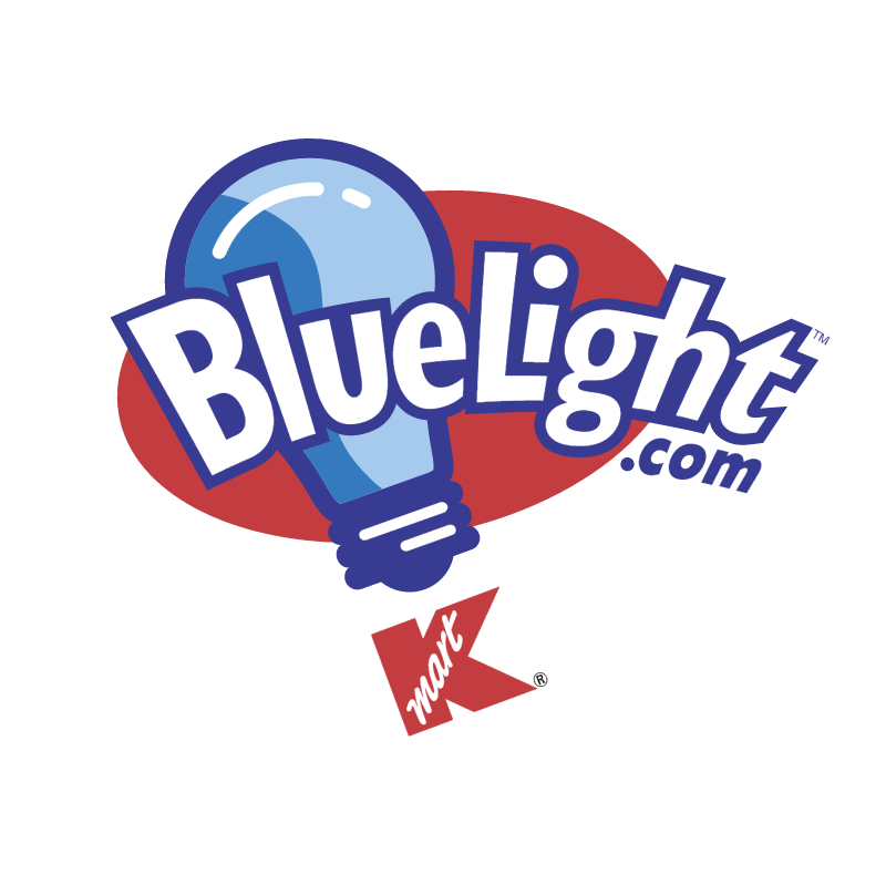 BlueLight com vector