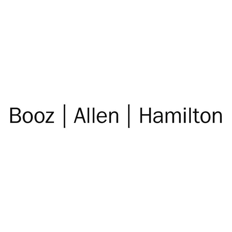 Booz Allen Hamilton 61859 vector