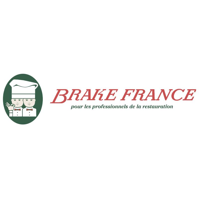 Brake France vector