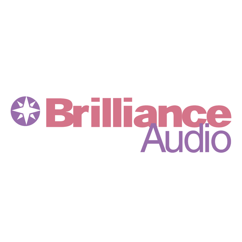 Brilliance Audio 49060 vector logo
