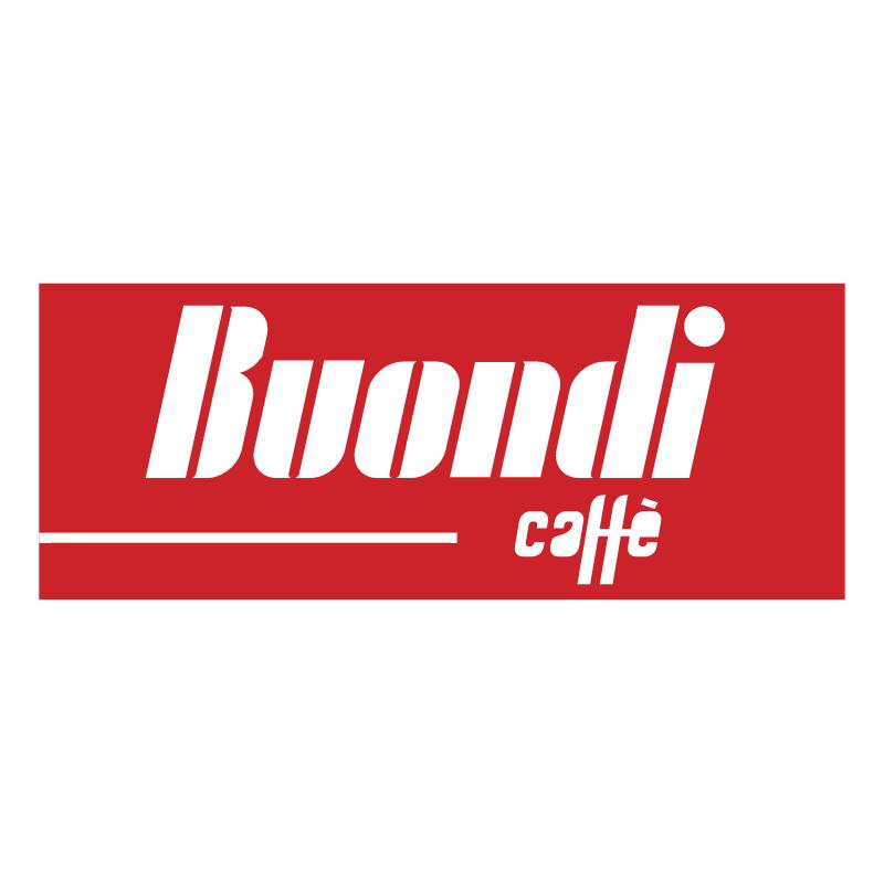 Buondi Caffe vector