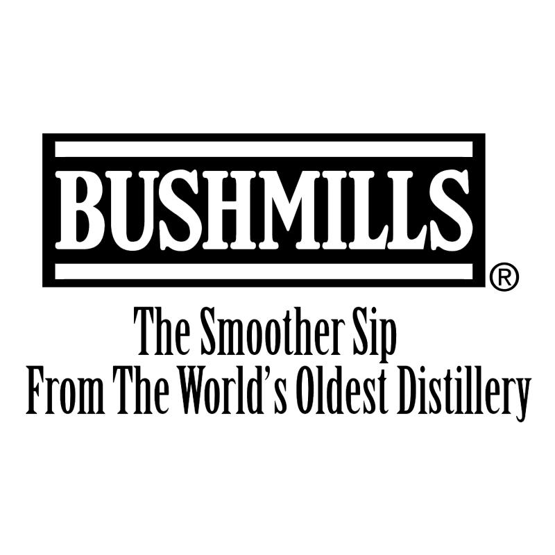 Bushmills vector