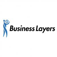 Business Layers vector
