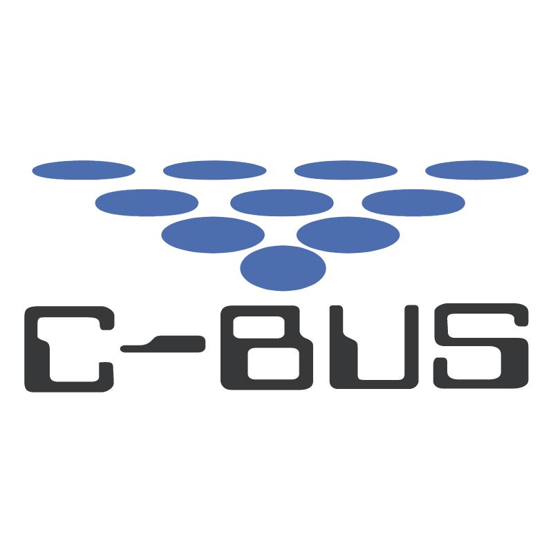 C BUS vector logo