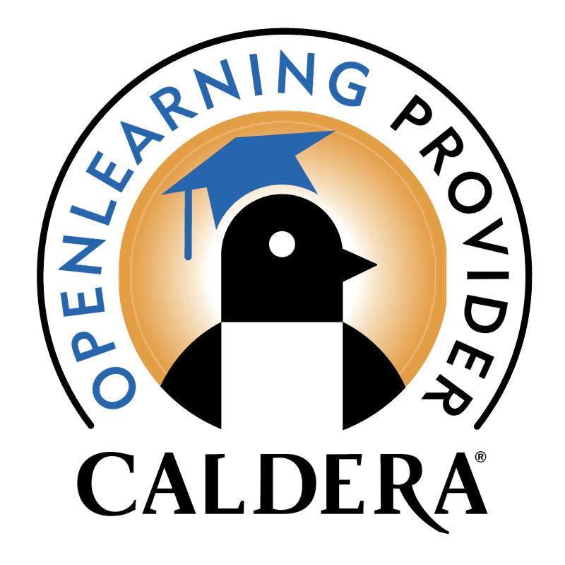 Caldera OpenLearning Provider vector
