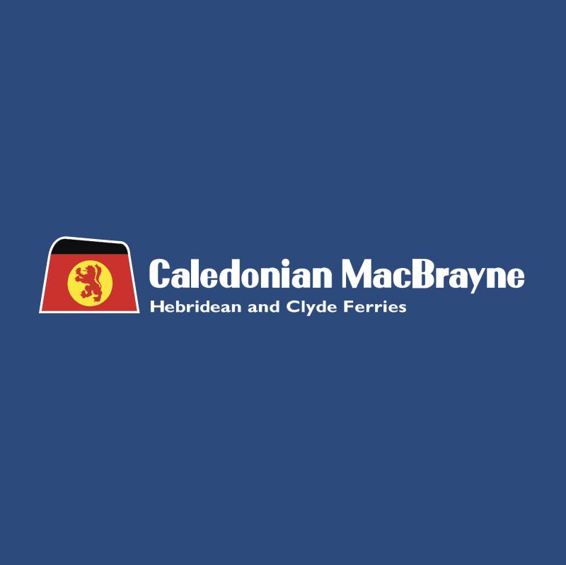 Caledonian MacBrayne vector
