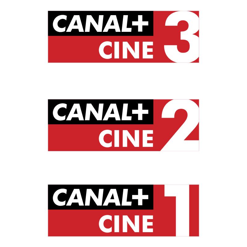 Canal+ Cine vector