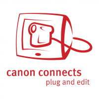Canon Connects vector