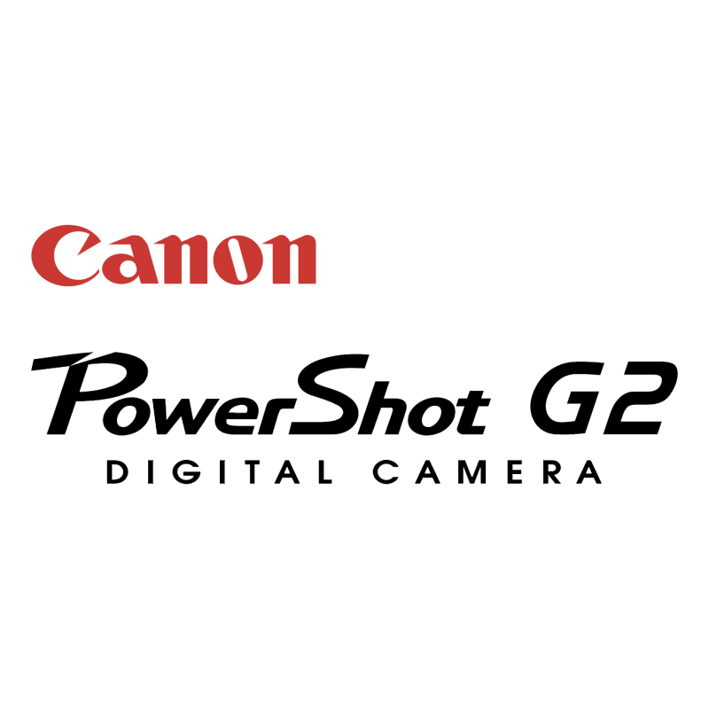 Canon Powershot G2 vector