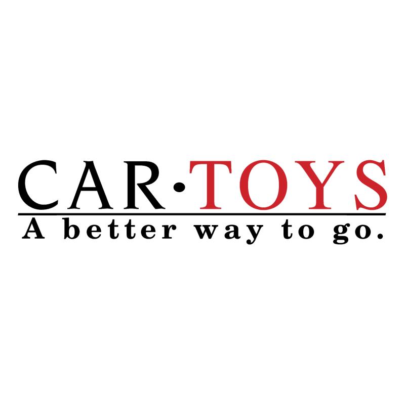 Car Toys vector