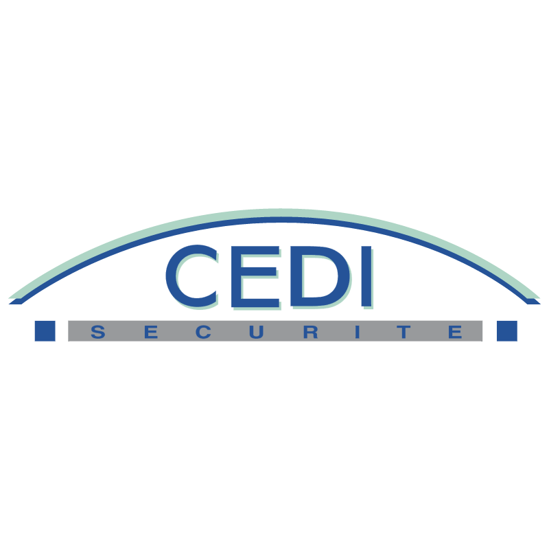 CEDI Securite vector
