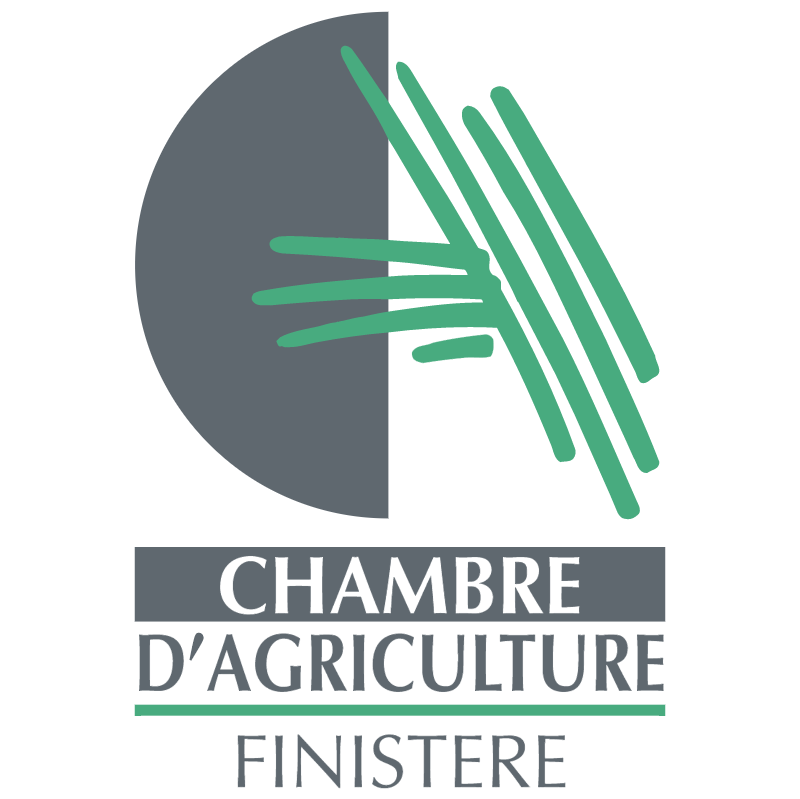 Chambre D'Agriculture Finistere vector logo