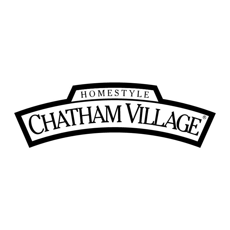 Chatham Village vector logo